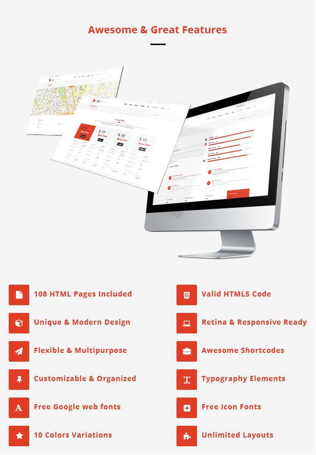 Ori – Multi-purpose Business HTML Template - 2