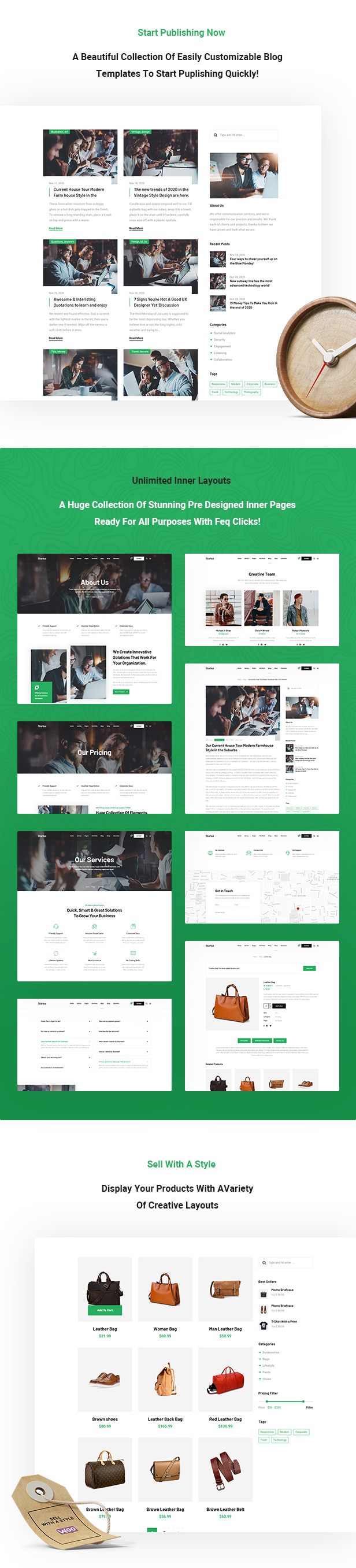 Startus - Multipurpose Business HTML5 Template - 6
