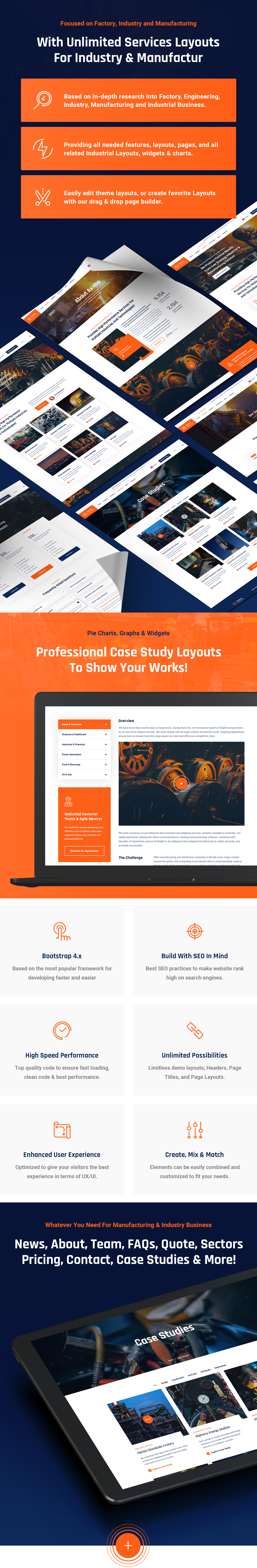 Axima - Factory and Industry HTML5 Template - 7